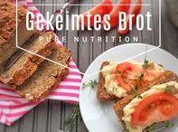 vegane Rezepte mit Müsli / Hier stellen wir Rezeptideen vor, die aus unserem gekeimten Basis-Müsli eine genussvolle und nährstoffdichte Mahlzeit machen!