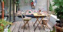 BALKON | gemütliche Outdoor Oase / Balkon Ideen, Oase, Outdoor, Terrasse, Pflanzen, hyggelig, dänisch, Design, grün, Großstadt
