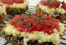 EAT • Vegetarian / Vegan and Vegetarian Entrees