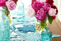 ENTERTAIN • Tablescapes & Table Settings / Table Decor for all occasions