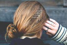 Hair stylings / by Kat Schoen