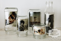 Jars, Bottles & Glass / by Trish Heimerdinger