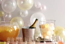 ENTERTAIN • Party Decor / Decor is what takes a party from good to great! Set the mood...