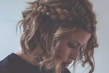 beauty / wavy bob. / Bobs, lobs and all things curly.  / by Emily Malcolm