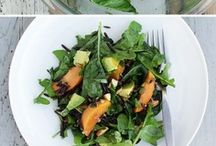 EAT • Salads / Salads for Accompanying or Main Dishes