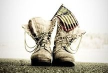 ADVOCATE • Veterans / I love my Veteran. <3 Support our Troops!