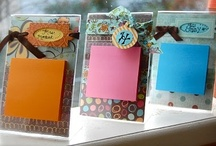 GIVE • Teacher/Classroom Gifts / Spread a little love while learning...