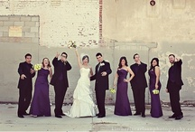 Photo Love { Group Shots } / A collection of great wedding group shots we love...