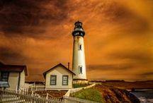 Lighthouses / by Jen