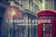 I Love England! / by Jen