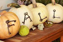 Fall decorating Ideas / by Brad Mudd