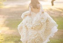 Here Comes the Bride / Bridal dresses, bridal shoes, bridal looks  / by H. Huff