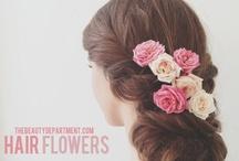 All Things Hair / Colors, styles, tutorials, treatments, ideas. / by Sabrina Graham