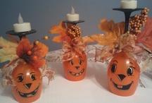 Holidays - Fall & Halloween & Thanksgiving / by Dorothy Jordan