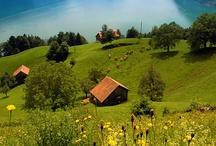 Austria, Lichtenstein & Switzerland / by Jen