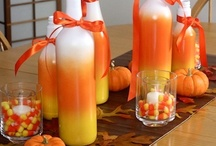 Fall/Halloween ideas / Anything you can think of for the Fall season...I love this time of the year and I love the colors! / by Regina Burnett