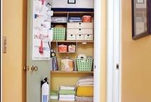 Home Organization / by Monica Grue