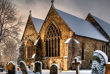 England: Abbeys, Churches & Cathedrals  / by Jen
