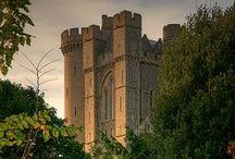 British Castles / by Jen