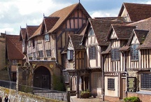 England: Towns & Villages / by Jen