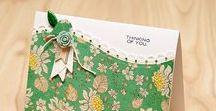 Spellbinders Dies & Cards I Love / Handmade card featuring Spellbinders Dies