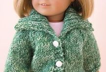 Doll Clothes / by Diane Leliaert