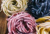 Noodles & pasta / by Ursula Then