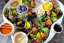 Salads / by Ursula Then