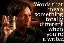 Sobre a escrita