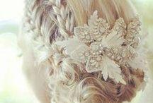 ❦ Mariage : des idées de coiffures ! ❦ / La coiffure de la mariée se doit d'être impeccable et surtout inoubliable ! Voici quelques idées de coiffures pour un mariage réussi ! / by Nathalie DAOUT - Formatrice