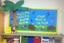 Kindergarten classroom / by Kelly Shissler
