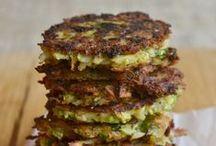 veggie recipes / by Lauren Krol