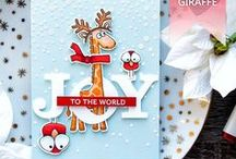 Cards - Christmas & New Year / Christmas, New Year and Holiday cards in various styles from all over the web