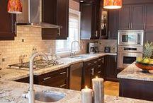 Granite / Granite counter tops, caring for granite, and granite slabs.