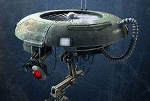SCI-FI • Droid