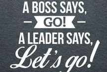 Leadership / Today's project managers must have leadership skills in order to effectively perform their roles in the organisation and stand out from the crowd.