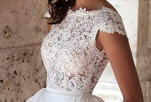 Wedding / Inspirational pictures of wedding dresses, themes and other beautiful photos for different wedding styles.