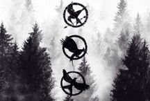 """The Hunger Games / """"Hope is the only thing stronger then fear"""""""