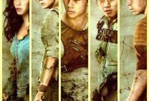 """The Maze Runner / """"If you ain't scared you ain't human"""""""