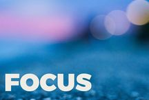 FOCUS / Keeping focused on the things that truly matter will make for a year of growth!