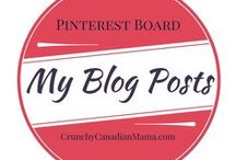 # All Crunchy Canadian Mama Blog Posts / A collection of all the Blog posts from Crunchy Canadian Mama. Breastfeeding, Baby Led Weaning, WAHM Directory members, DIY, Recipes and so much more!