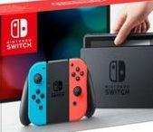 Univers Nintendo Switch