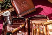 Cigar Lifestyle / For the cigar smoker, a smoke is never just a smoke. It is a passion – a ritual, a retreat. It is a tactile, visceral experience that invigorates all of the senses.