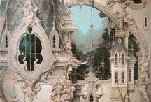 Daniel Merriam / Дэниел Мерриам (Daniel Merriam) – один из выдающихся художников-сюрреалистов современности.
