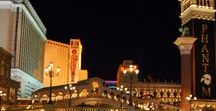The goal is to enjoy it the fullest (Las Vegas) / Las Vegas is sort of like how God would do it if he had money.