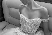 { Wedding / Vestidos } / Inspirações.