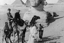 Egipto, fotografías antigua