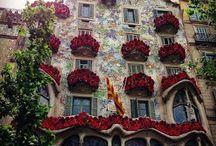 Barcelona, sus casas
