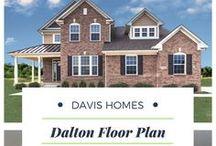 Dalton Floor Plan | Estates Collection | Davis Homes