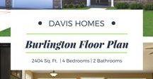 Burlington Floor Plan | Estates Collection | Davis Homes